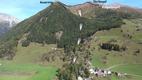 Verlauf des Bergsturzes