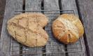 frische gebackenes Brot