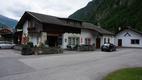 Eingang und Restaurant